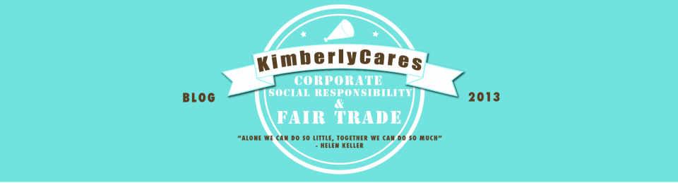 Ethical Business & Fair Trade KimberlyCares