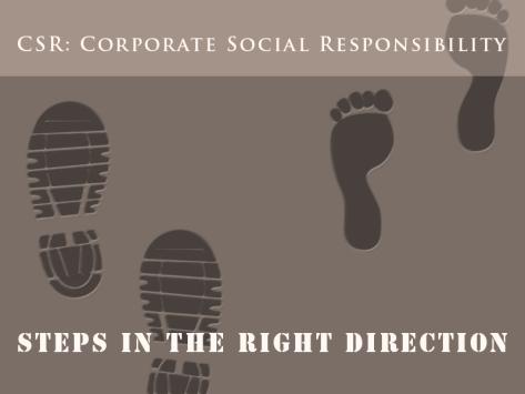 Fair Trade Corporate Social Responsibility