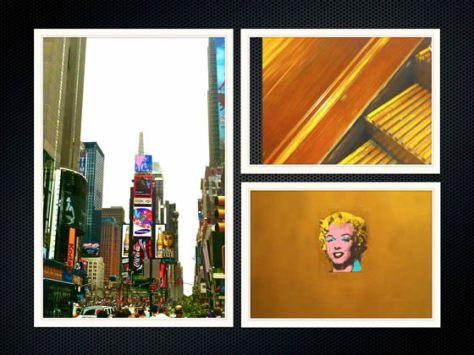 Portfolio collection- Inspiration Golds
